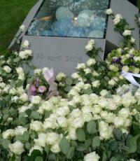 Monument 30 april 2009
